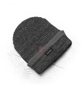 Vánoční dárky - Zimní čepice pletená fleece ARDON®VISION Neo černo-šedá - O204461