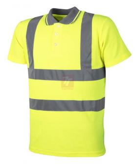 Reflexní polokošile ARDON®S447 žlutá – DOPRODEJ  - O201245