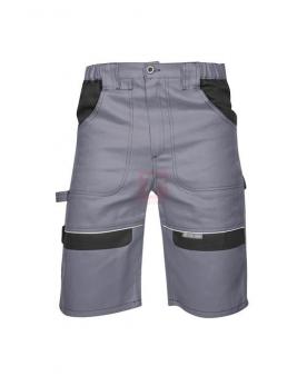 Pracovní kalhoty - Šortky ARDON®COOL TREND šedo-černé  - O203461