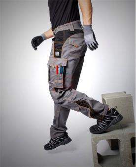 VISION - Kalhoty ARDON®VISION šedé  - O203381