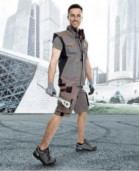 montérkové vesty - Vesta ARDON®VISION šedá  - O202133