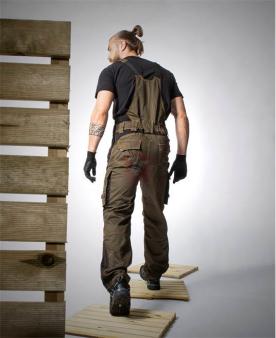 VISION - Kalhoty s laclem ARDON®VISION tarmac zkrácené  - O203391