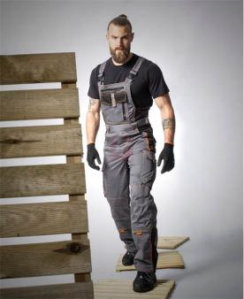 VISION - Kalhoty s laclem ARDON®VISION šedé zkrácené  - O203390