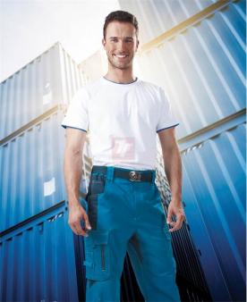 VISION - Kalhoty ARDON®VISION modré zkrácené  - O203379