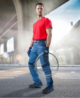 R8ED+ - Kalhoty ARDON®R8ED+ modré prodloužené  - O203426