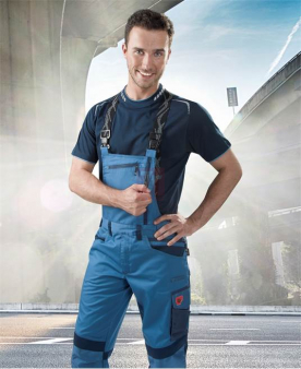 R8ED+ - Kalhoty s laclem ARDON®R8ED+ prodloužené modré  - O203431