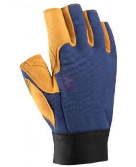 Kombinované pracovní rukavice - Rukavice AUGUST BEZ PRSTŮ