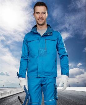 Lehké pracovní bundy a větrovky - Blůza ARDON®SUMMER modrá  - O203562