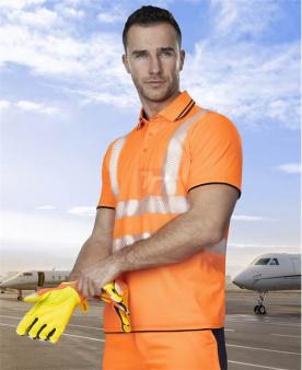 Reflexní oděvy - Reflexní polokošile ARDON®SIGNAL oranžová  - O204166
