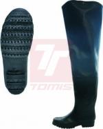Pracovní obuv - pracovní holínky BROĎAČKY - 3049