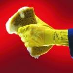 Pracovní rukavice - pracovní rukavice ANSELL - 1478