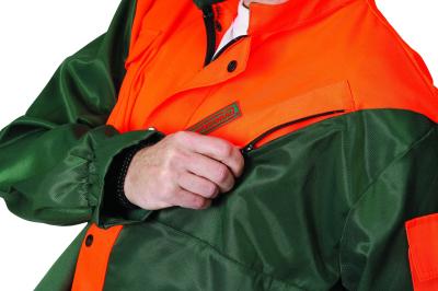 pracovní oblek protipořezový PLUTO SADA - 2932