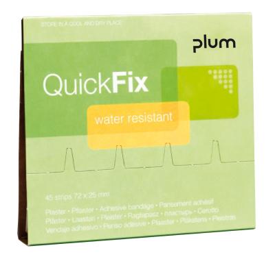 Ostatní - náplast náhradní balení QUICKFIX PLASTER REFILLS 5511 - D500060