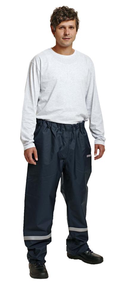 Antistatické pracovní montérky - pracovní kalhoty WELLSFORD 4691 - O200859