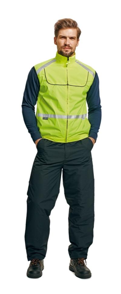 Pracovní vesty - vesta cyklistická TEKKA - O201150