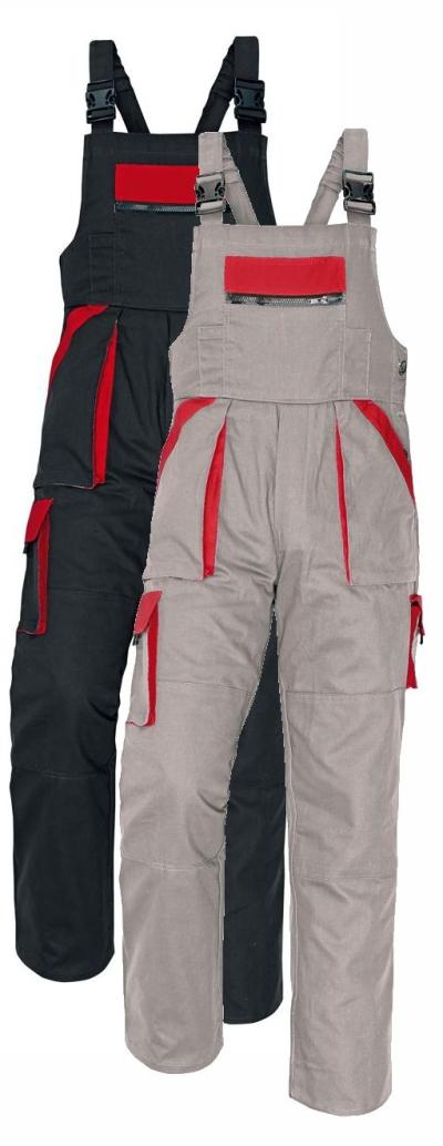 Montérky s laclem - pracovní kalhoty lacl MAX - O200052