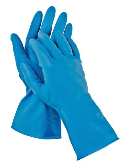 pracovní rukavice STARLING BLUE - 1694