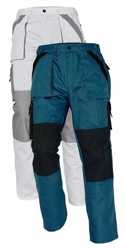 Ochranné pomůcky, oděvy a obuv pro řemeslníky - pracovní kalhoty pas MAX - O200047