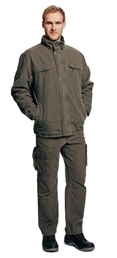 Zimní pracovní bundy - pánské - pracovní bunda zimní UKARI - 2843