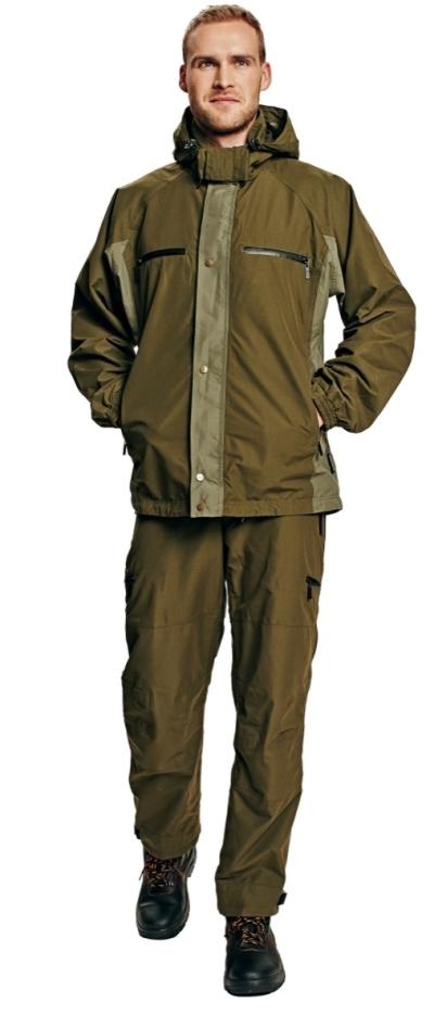 Rybářské oblečení - pracovní bunda membránová UKARI - O200297