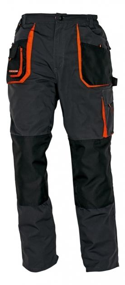 Pracovní montérky - pracovní kalhoty pas EMERTON - 2554