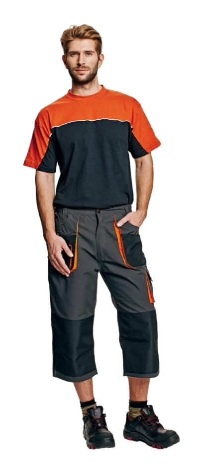 Ochranné pomůcky, oděvy a obuv pro řemeslníky - pracovní kalhoty 3/4 EMERTON - O200169
