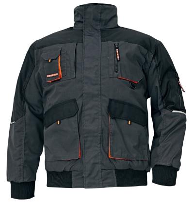 Zimní pracovní bundy - pánské - pracovní bunda pilot EMERTON - O200325