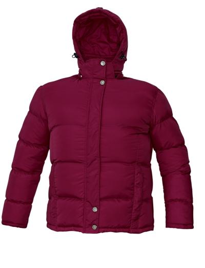 Zateplené zimní dámské pracovní bundy - pracovní bunda MESLAY LADY - O201132