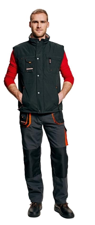 pracovní vesta zimní EMERTON - 2562