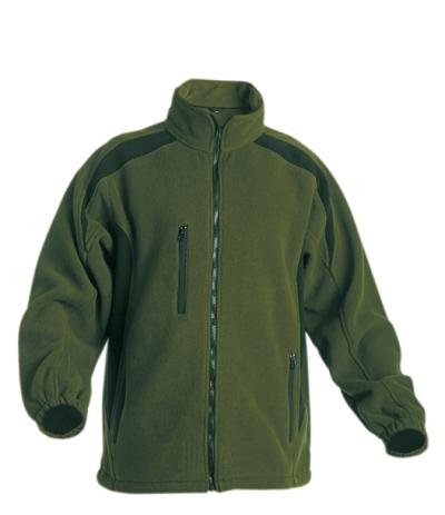 bunda fleecová TENREC - 2705