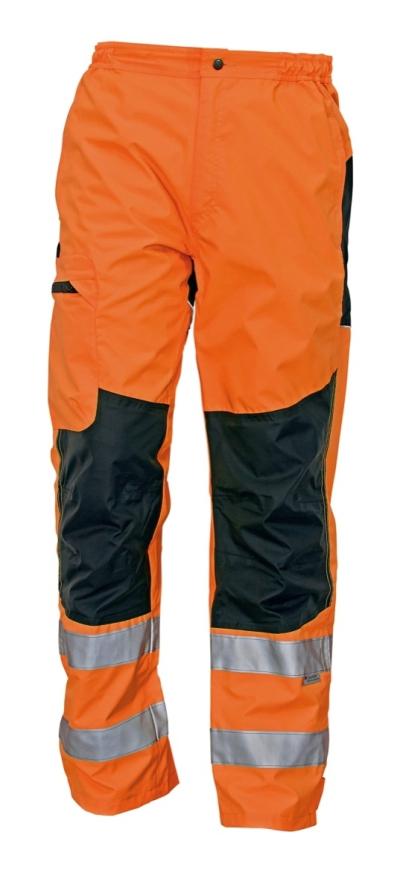 Reflexní pracovní oděvy pro cestáře - pracovní kalhoty TICINO - 2760