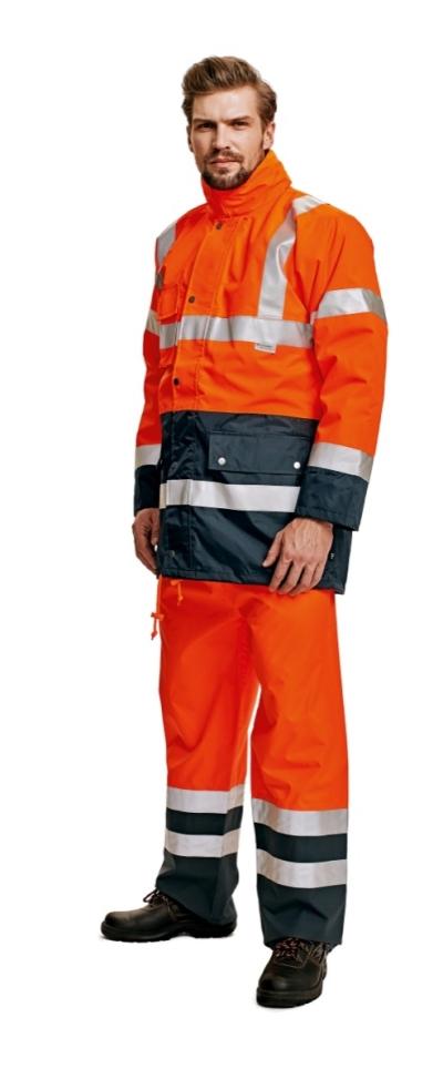 pracovní bunda BIROAD - O201147