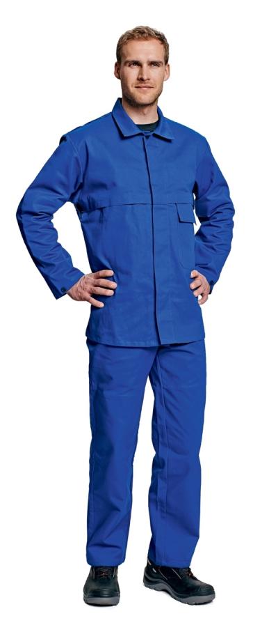 Pracovní komplety - set pracovní bunda, pracovní kalhoty pas WELLDER - O201388