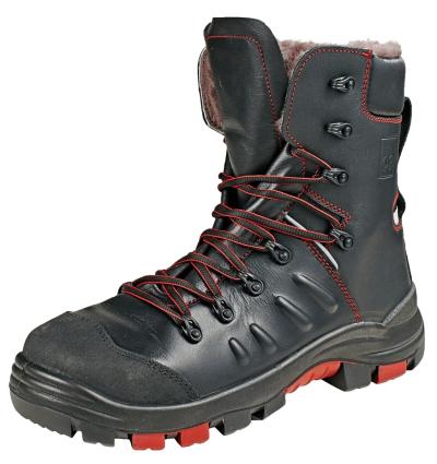 Pracovní obuv - pracovní obuv HIRSHOLM HIGH ANKLE S3 HRO CI SRC - B300062