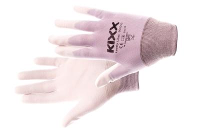 Dámské pracovní rukavice - pracovní rukavice LOVELY LILAC - 1780