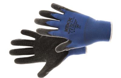 Pracovní rukavice - pracovní rukavice BEASTY BLUE - 1794