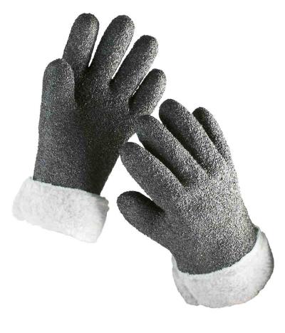 Zimní pracovní rukavice - pracovní rukavice ALASKA - 1538