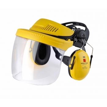 Ochrana zraku - sluchátka/štít G500V5FH510-GU  26 dB - P400222