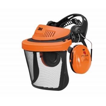 Ochrana zraku - sluchátka/drátěný štít G500V5CH510-OR  26 dB - P400221