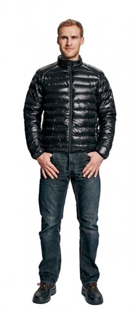 bunda péřová OISLY MAN - O200628