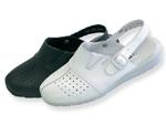 Zdravotní pracovní obuv (bílá) - pracovní obuv protiskluzová dá TIPA - V000020