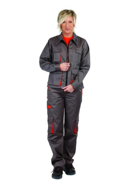 Dámské pracovní oděvy - pracovní bunda DESMAN LADY - 2803