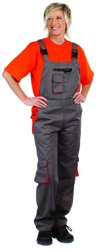 Dámské pracovní oděvy - pracovní kalhoty lacl DESMAN LADY - 2642