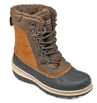 Zateplená zimní pracovní obuv - pracovní obuv MADRON - B300220