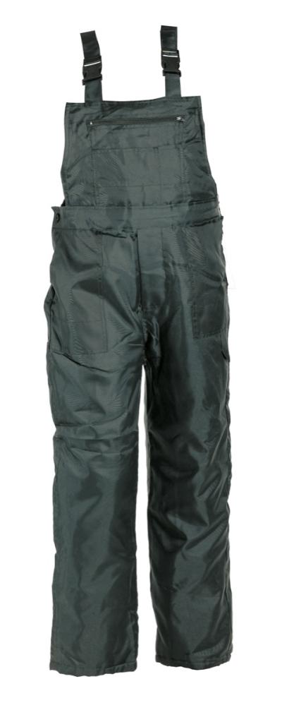 Zateplené zimní pracovní kalhoty - pracovní kalhoty lacl zimní TITAN - 2049