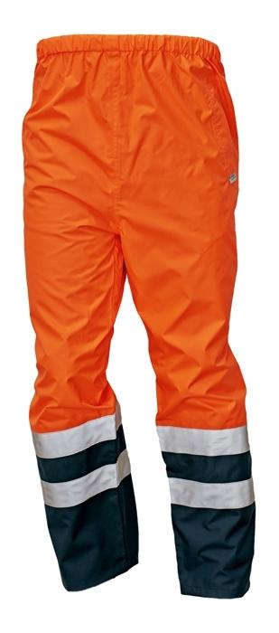 Reflexní pracovní kalhoty - pracovní kalhoty EPPING NEW - O201796