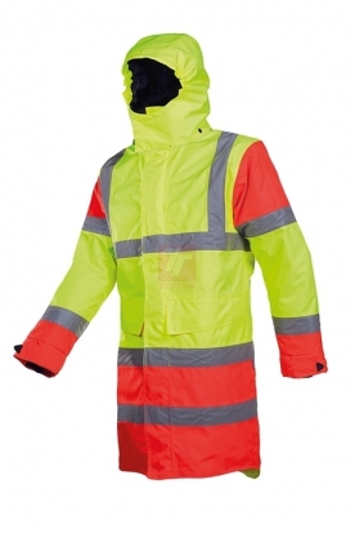 7638a2a921b Reflexní pracovní oděvy pro cestáře