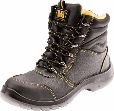 Zateplená zimní pracovní obuv - pracovní obuv BLACK KNIGHT WINTER S3 Cl - 3261