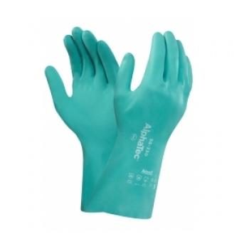 Pracovní rukavice Ansell - pracovní rukavice ALPHATEC 58-330 - 1819