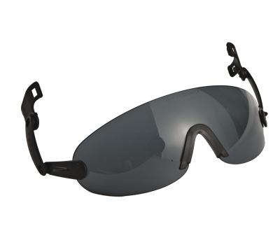 integrované ochranné brýle kouřové - P400111